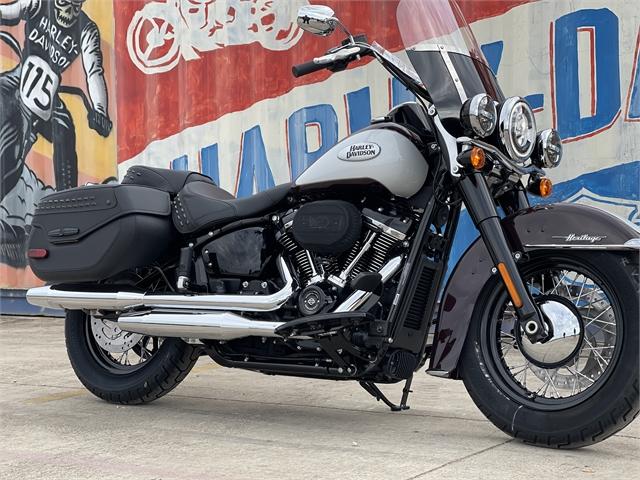2021 Harley-Davidson Touring FLHCS Heritage Classic 114 at Gruene Harley-Davidson