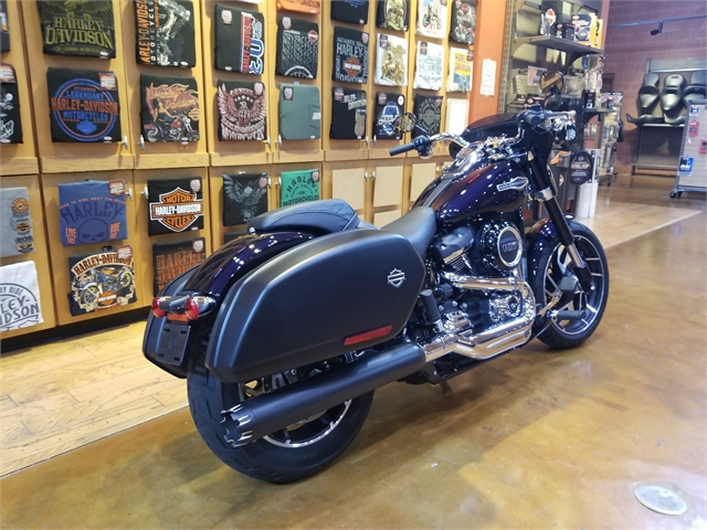 2019 Harley-Davidson Softail Sport Glide at Legacy Harley-Davidson