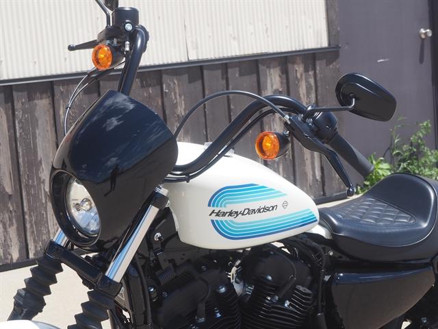 2019 Harley-Davidson Sportster Iron 1200 at Loess Hills Harley-Davidson