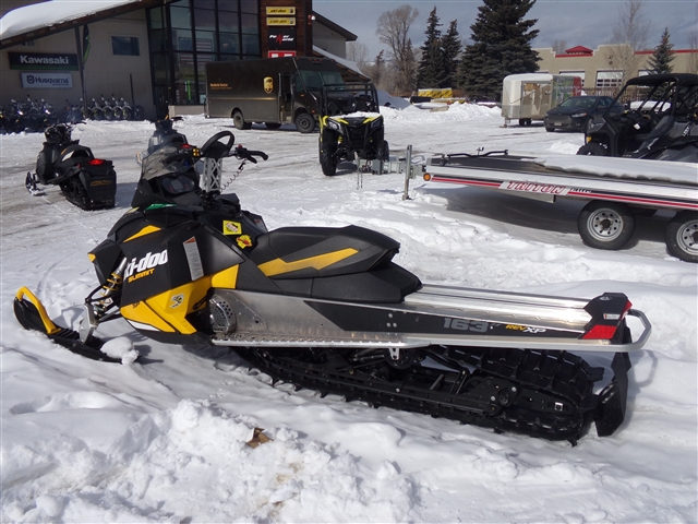 2012 SKI-DOO SUMMIT 800 163 T MOTION $111/month at Power World Sports, Granby, CO 80446