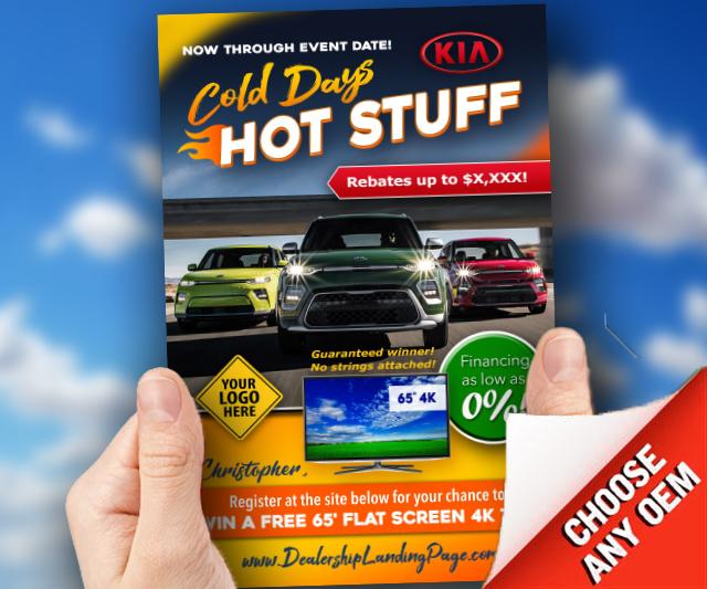 Cold Days Hot Stuff Automotive at PSM Marketing - Peachtree City, GA 30269