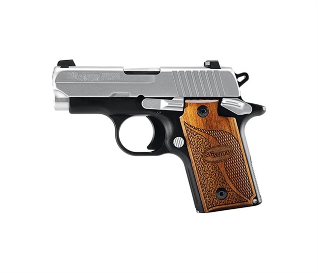 2019 Sig Sauer P238 SAS Micro-Compact at Harsh Outdoors, Eaton, CO 80615
