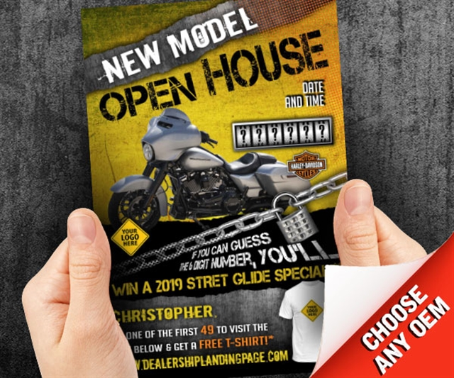 New Model Lucky Lock Powersports at PSM Marketing - Peachtree City, GA 30269