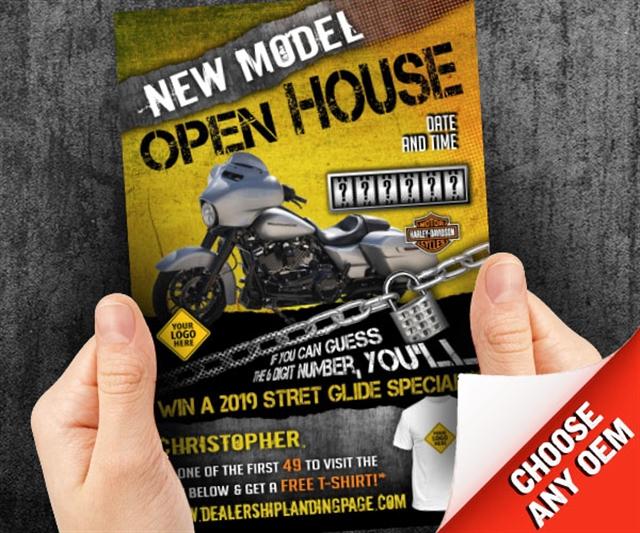New Model Lucky Lock Powersports at PSM Marketing - Peachtree City, GA 30269