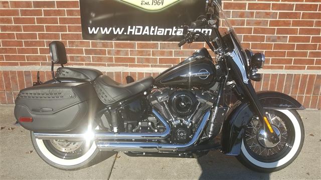 2018 Harley-Davidson Softail Heritage Classic at Harley-Davidson® of Atlanta, Lithia Springs, GA 30122
