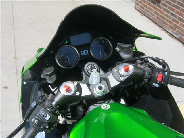 2014 Kawasaki ZX14 at Brenny's Motorcycle Clinic, Bettendorf, IA 52722