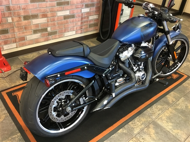2018 Harley-Davidson FXBRS ANX at Bud's Harley-Davidson, Evansville, IN 47715