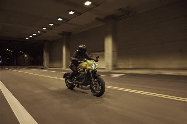 2020 Harley-Davidson Electric LiveWire at 1st Capital Harley-Davidson