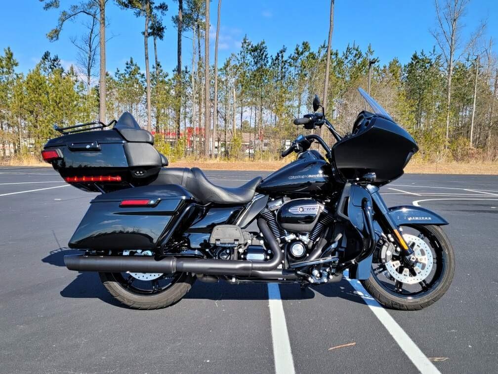 2020 Harley-Davidson Touring Road Glide Limited at Richmond Harley-Davidson
