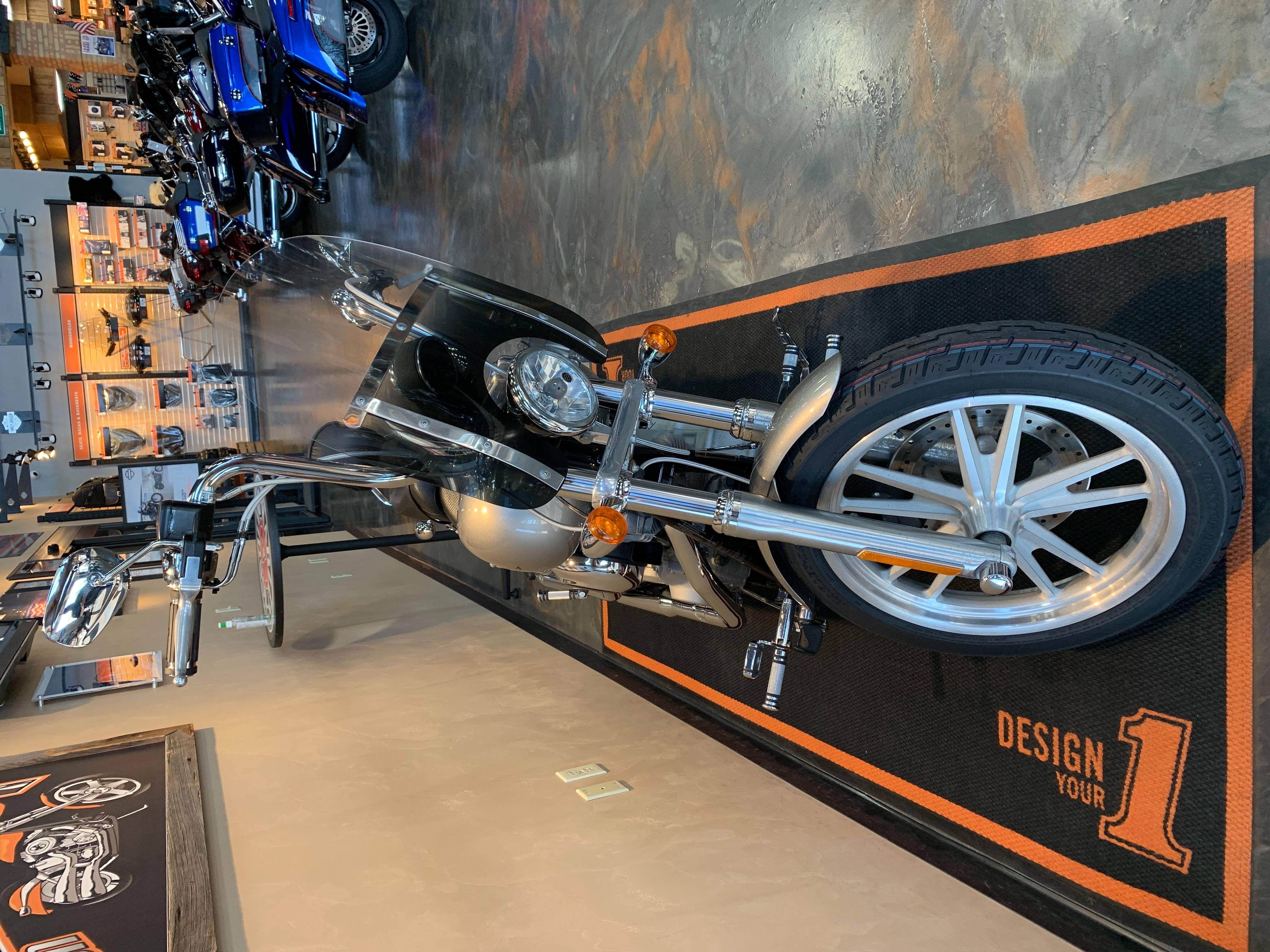 2009 Harley-Davidson Dyna Glide Super Glide at Vandervest Harley-Davidson, Green Bay, WI 54303
