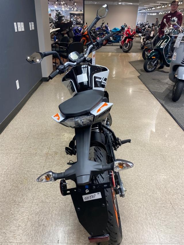2021 KTM Duke 200 at Sloans Motorcycle ATV, Murfreesboro, TN, 37129