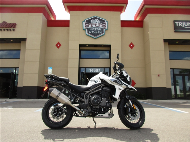 2019 Triumph Tiger 1200 XCA at Fort Myers