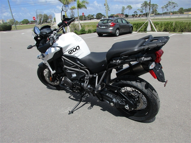 2019 Triumph Tiger 1200 XCA at Stu's Motorcycle of Florida