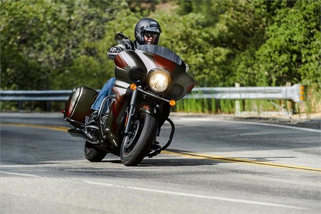 2021 Kawasaki Vulcan 1700 Vaquero ABS at Hebeler Sales & Service, Lockport, NY 14094