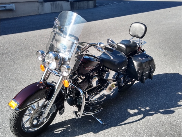 2005 Harley-Davidson Softail Heritage Softail Classic at M & S Harley-Davidson