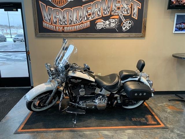 2005 Harley-Davidson Softail Deluxe at Vandervest Harley-Davidson, Green Bay, WI 54303