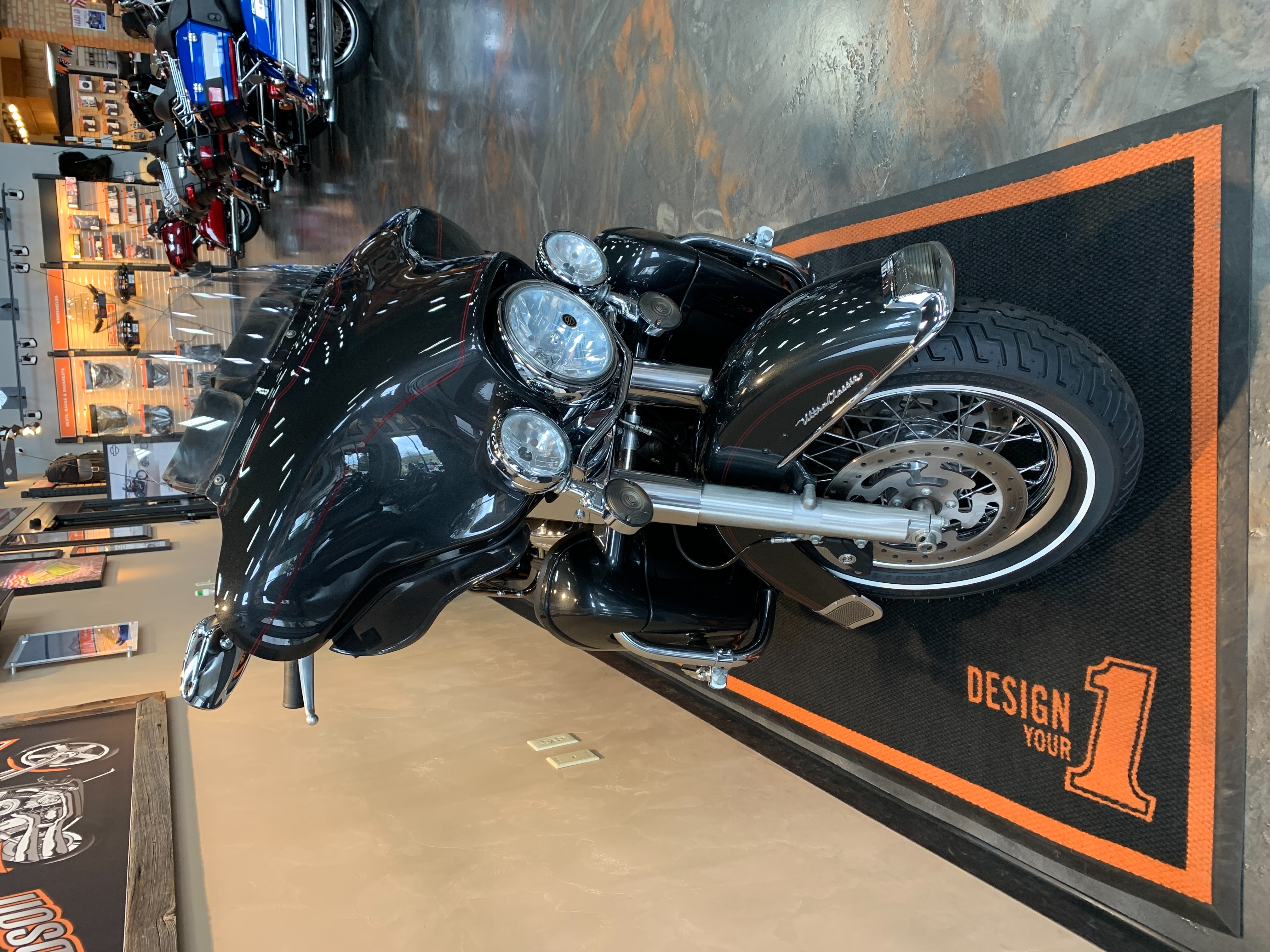 2008 Harley-Davidson Electra Glide Ultra Classic at Vandervest Harley-Davidson, Green Bay, WI 54303