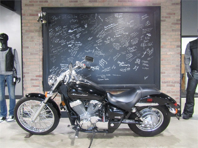 2014 Honda Shadow Spirit 750 at Cox's Double Eagle Harley-Davidson