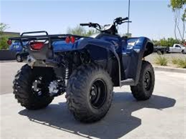 2019 Honda FourTrax Rancher 4X4 at Kent Powersports of Austin, Kyle, TX 78640