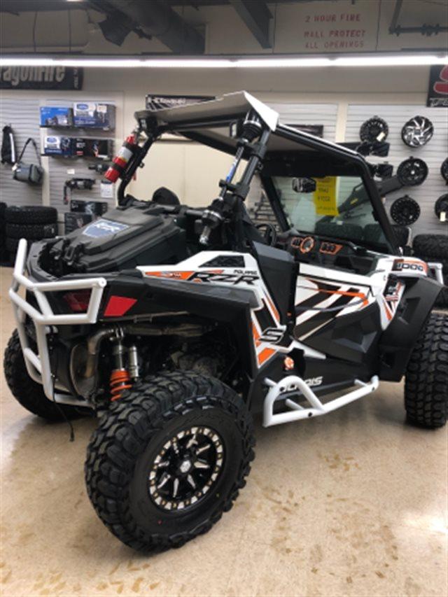 2018 Polaris RZR® S 1000 EPS at Sloan's Motorcycle, Murfreesboro, TN, 37129