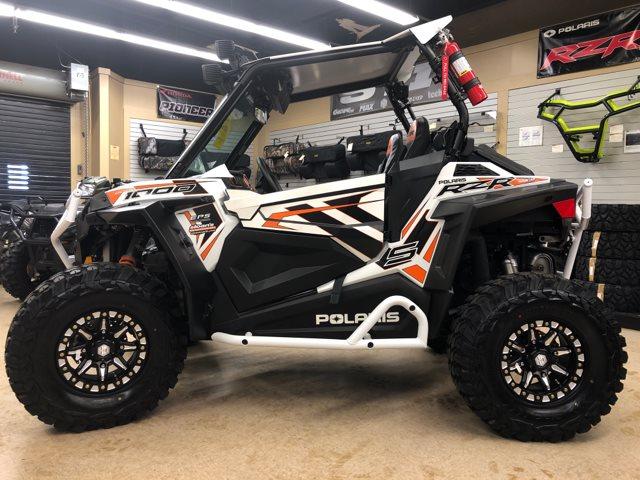 2018 Polaris RZR S 1000 EPS at Sloan's Motorcycle, Murfreesboro, TN, 37129
