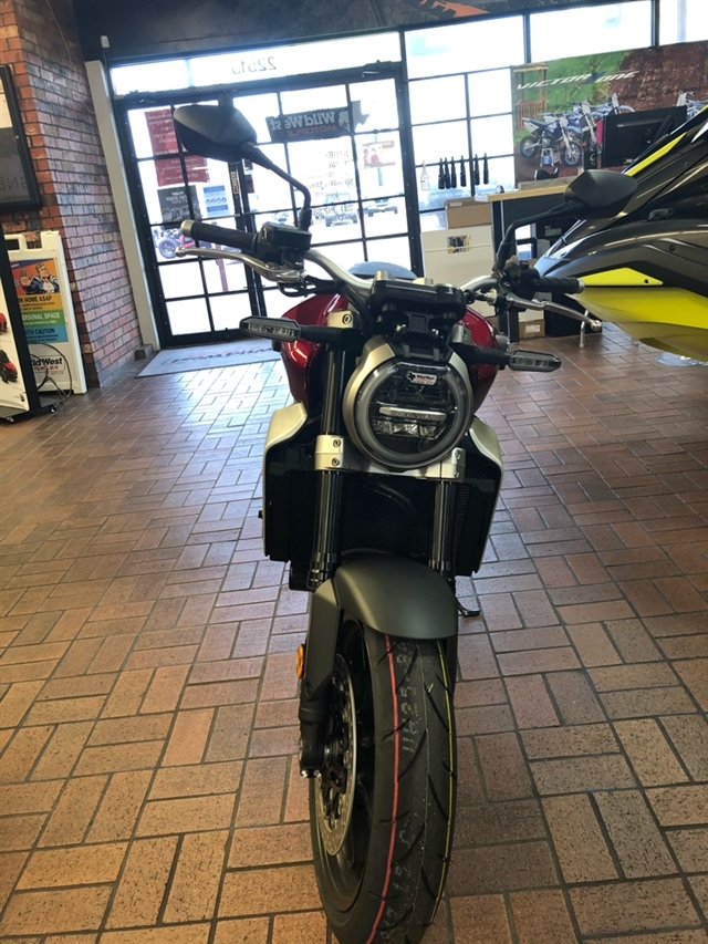 2019 Honda CB1000R Base at Wild West Motoplex