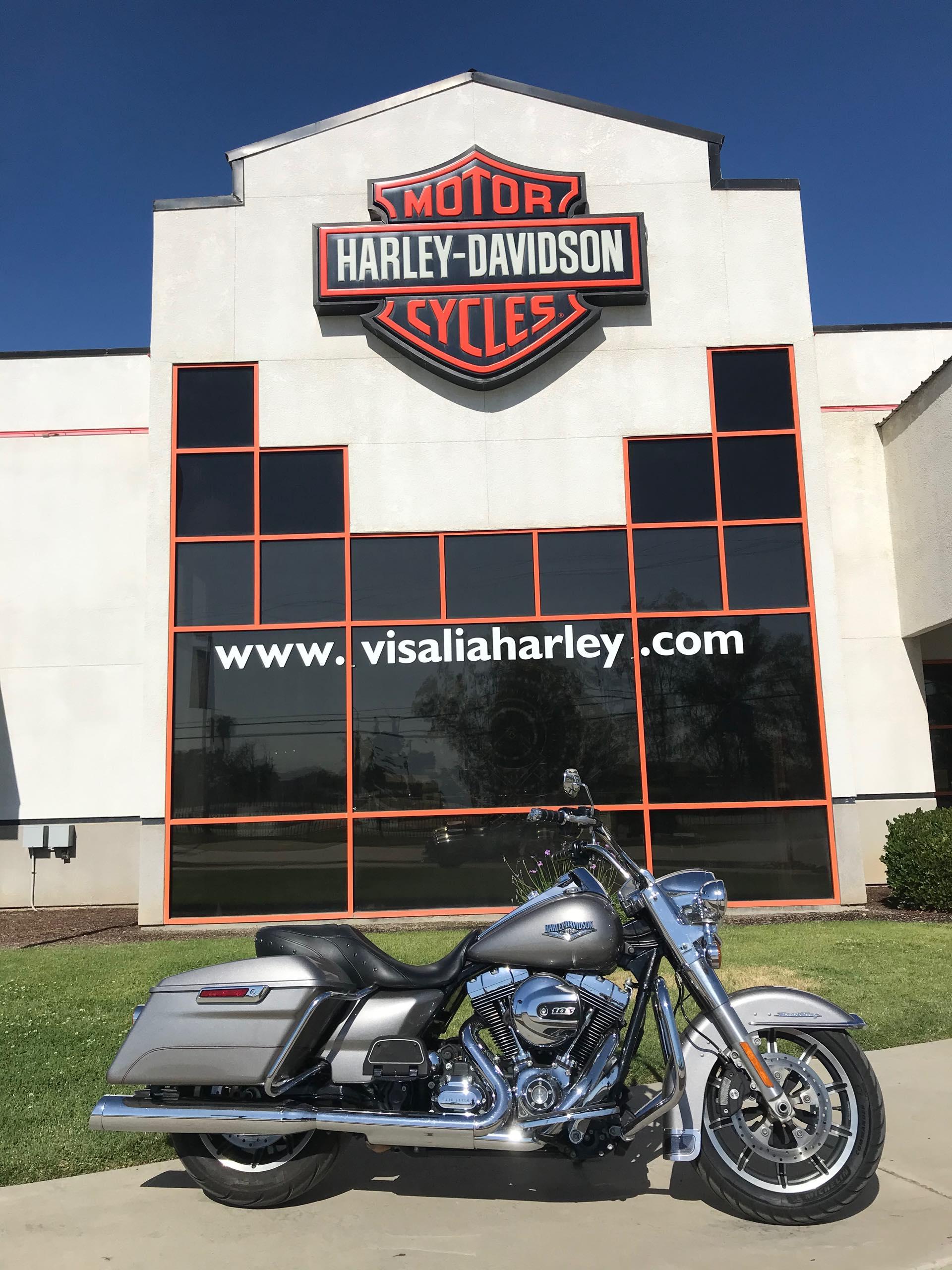 2016 Harley-Davidson Road King Base at Visalia Harley-Davidson