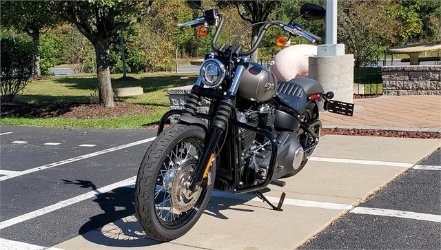 2019 Harley-Davidson Softail Street Bob at All American Harley-Davidson, Hughesville, MD 20637