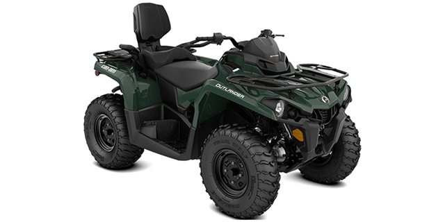 2021 Can-Am Outlander MAX DPS 570 at Power World Sports, Granby, CO 80446