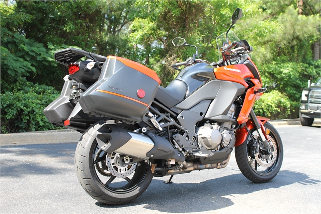 2015 Kawasaki Versys 1000 LT at Extreme Powersports Inc