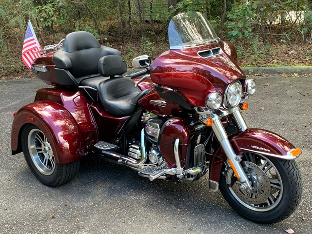 2017 Harley-Davidson Trike Tri Glide Ultra at Hampton Roads Harley-Davidson