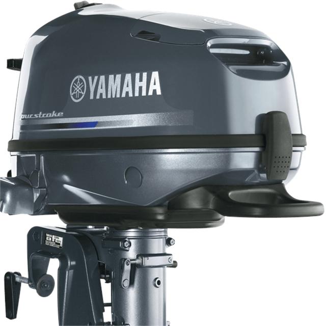 2021 Yamaha Outboard F6SMHA at Kodiak Powersports & Marine