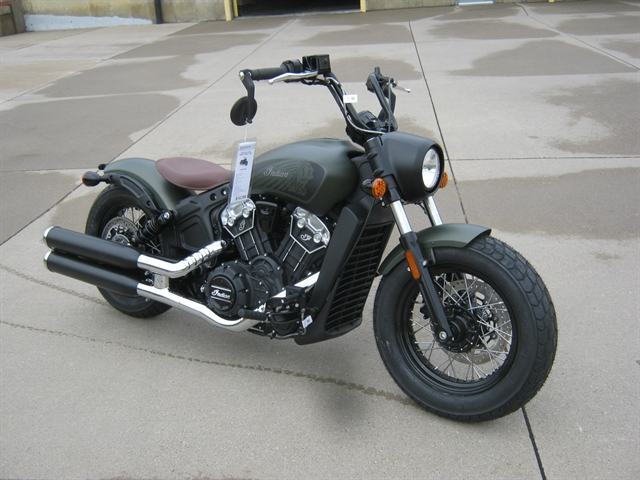 2020 Indian Motorcycle Scout Bobber Twenty - ABS at Brenny's Motorcycle Clinic, Bettendorf, IA 52722