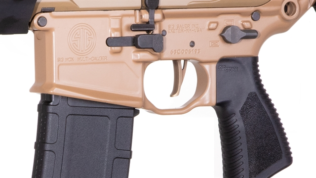 2019 Sig Sauer MCX Rattler at Harsh Outdoors, Eaton, CO 80615