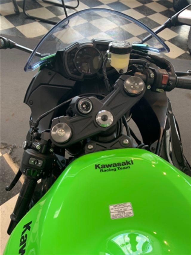 2019 Kawasaki Ninja® ZX™-6R ABS KRT Edition at Jacksonville Powersports, Jacksonville, FL 32225