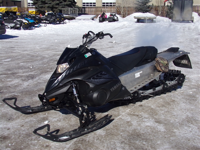 2013 Yamaha FX Nytro MTX 162 $192/month at Power World Sports, Granby, CO 80446