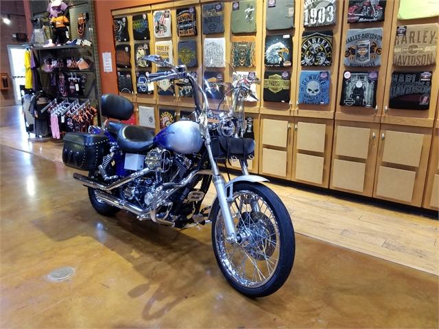 2003 Harley-Davidson FXDWG at Legacy Harley-Davidson