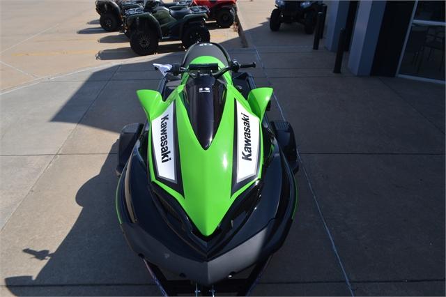 2021 Kawasaki Jet Ski Ultra 310 310R at Shawnee Honda Polaris Kawasaki
