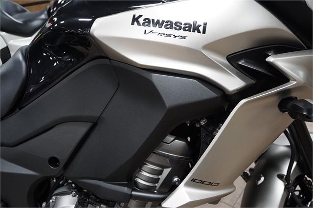 2016 Kawasaki Versys 1000 LT at Clawson Motorsports