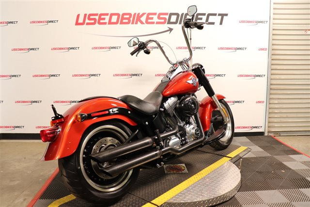 2013 Harley-Davidson Softail Fat Boy Lo at Friendly Powersports Slidell