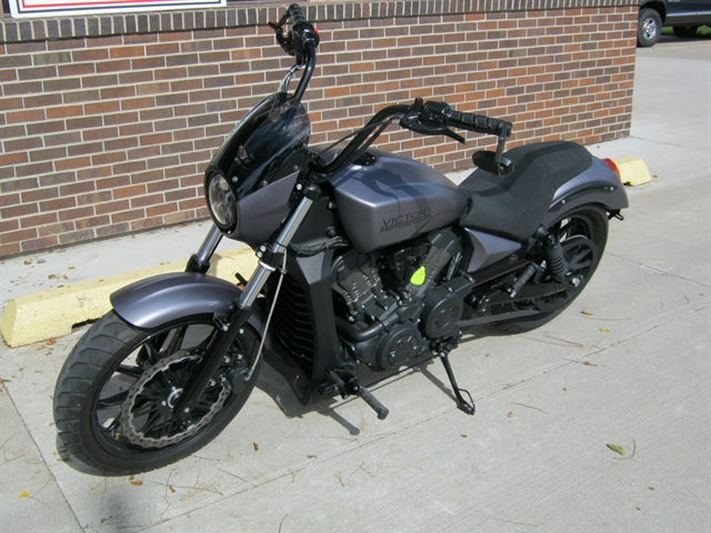 2017 Victory Octane at Brenny's Motorcycle Clinic, Bettendorf, IA 52722