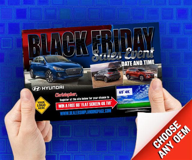 2019 Winter Black Friday Automotive at PSM Marketing - Peachtree City, GA 30269