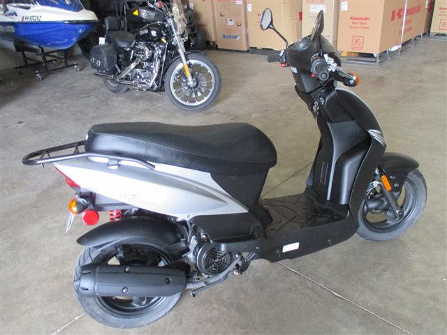 2009 KYMCO Agility 125 at Rod's Ride On Powersports, La Crosse, WI 54601