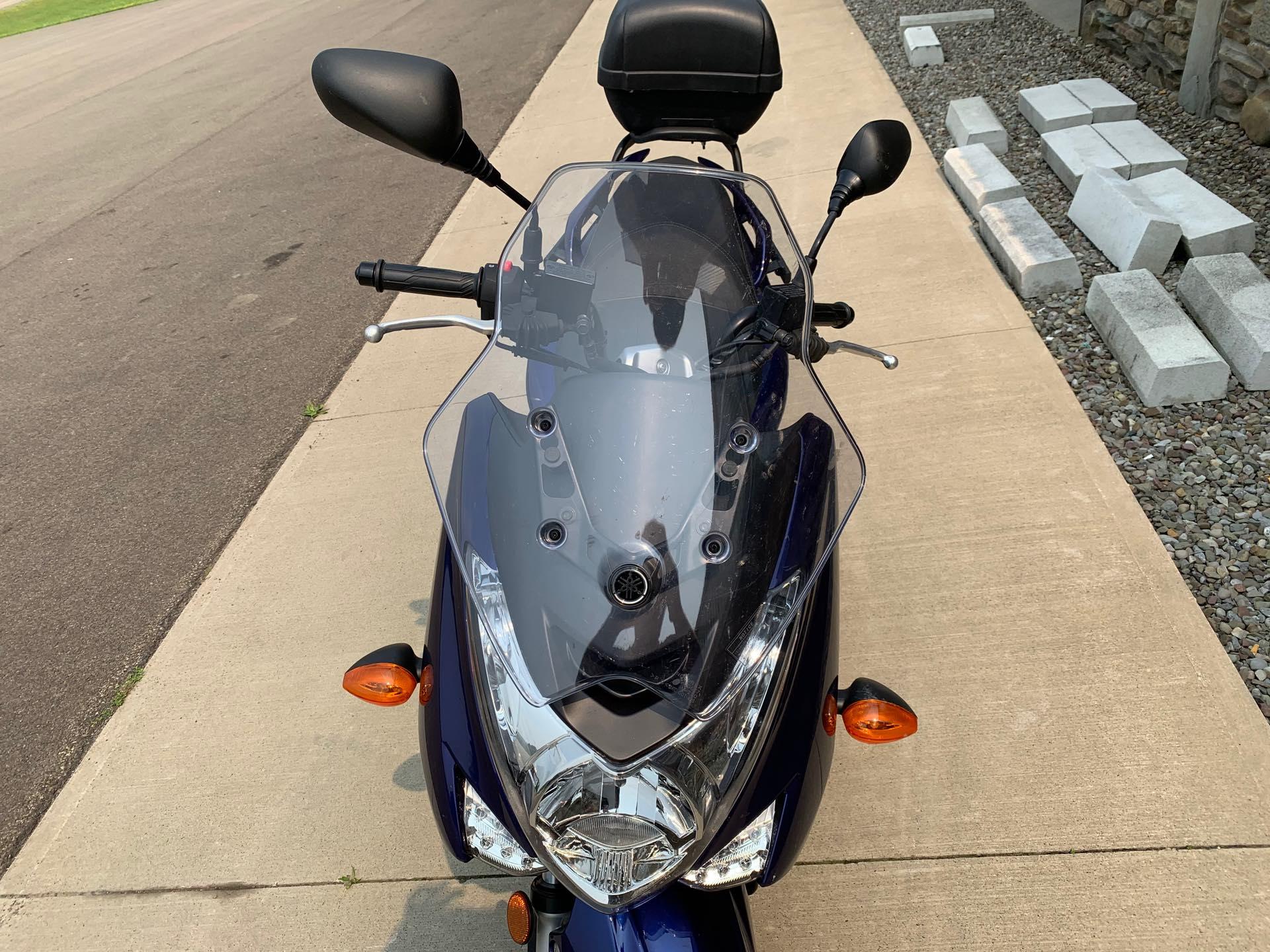 2015 Yamaha SMAX Base at Arkport Cycles