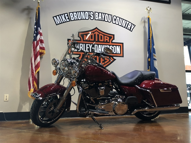 2020 Harley-Davidson Touring Road King at Mike Bruno's Bayou Country Harley-Davidson