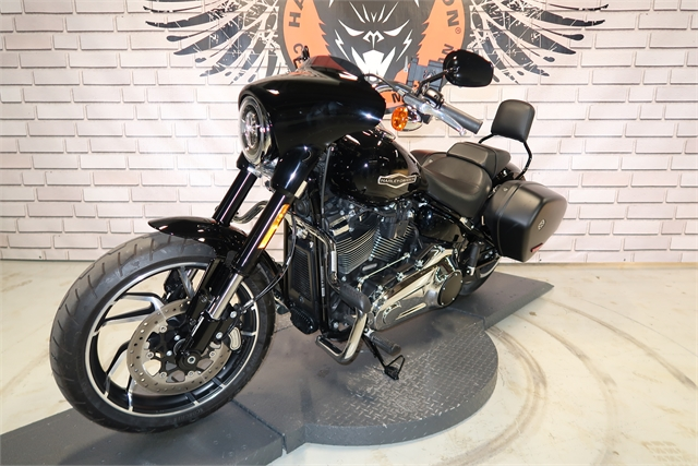 2019 Harley-Davidson Softail Sport Glide at Wolverine Harley-Davidson