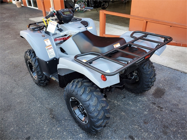 2021 Yamaha Grizzly EPS at Sun Sports Cycle & Watercraft, Inc.