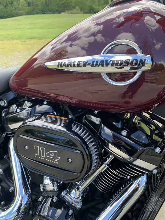 2020 Harley-Davidson Softail Heritage Classic 114 at Harley-Davidson of Asheville