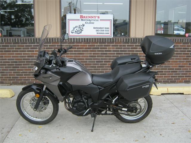 2017 Kawasaki Versys 300 ABS at Brenny's Motorcycle Clinic, Bettendorf, IA 52722