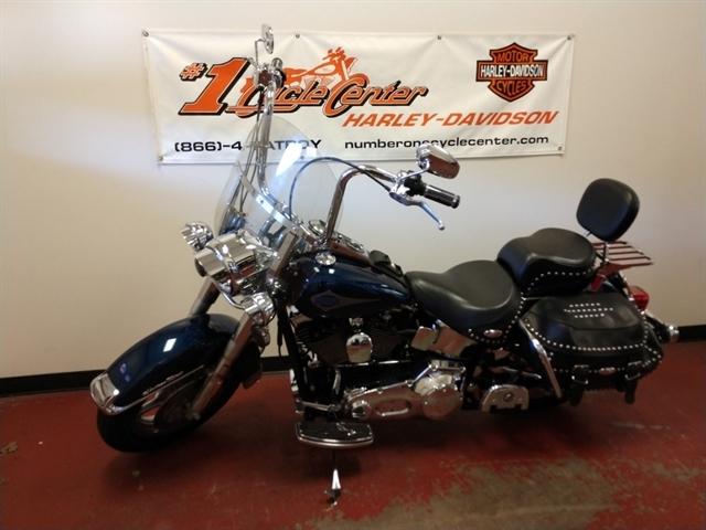 2000 HD FLSTC at #1 Cycle Center Harley-Davidson